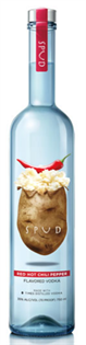 Spud Vodka Red Hot Chili Pepper 750ml